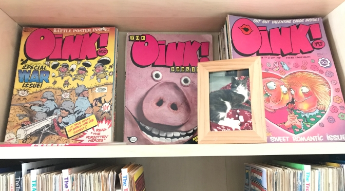SO WHAT iS THE OiNK! BLOG?