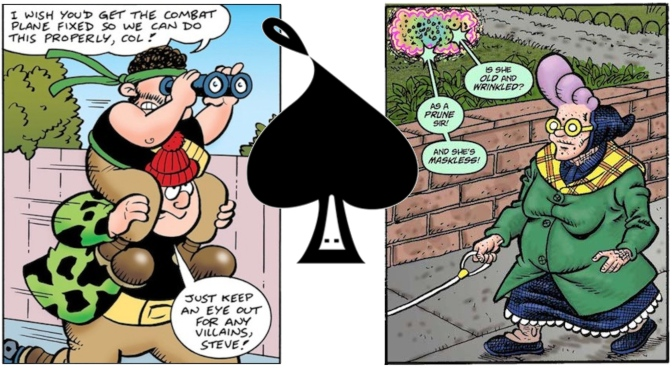 OiNK CARTOONiSTS ASSEMBLE!: NEW ACES WEEKLY STRIPS