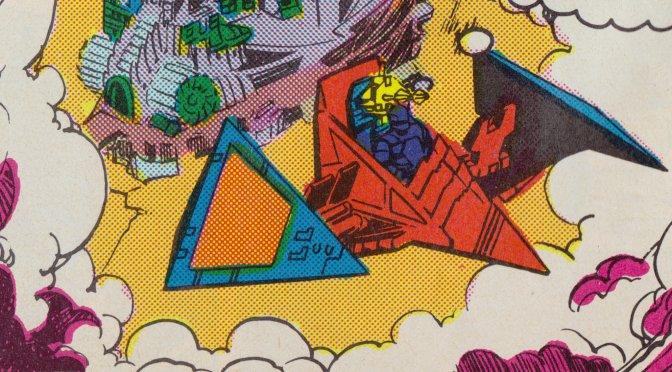 ViSiONARiES #3: CLAWiNG AT THE SKY