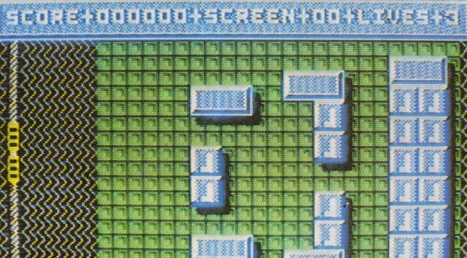 PLAYiNG WiTH PiGS: RETRO GAMER ARTiCLE